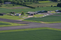 Sturgate Airfield Airport, Lincoln, England United Kingdom (EGCS) photo