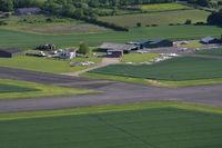 Sturgate Airfield Airport, Lincoln, England United Kingdom (EGCS) photo
