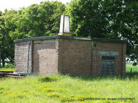 Sturgate Airfield - one of the many WWII buildings that survive at Sturgare - by Chris Hall