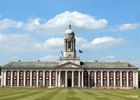 RAF Cranwell Airport, Cranwell, England United Kingdom (EGYD) - The Royal Air Force College at Cranwell EGYD - by Clive Pattle