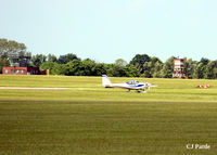 RAF Cranwell Airport, Cranwell, England United Kingdom (EGYD) - Long Taxi at Cranwell EGYD - by Clive Pattle