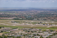 Kendall-tamiami Executive Airport (TMB) - Aerial view - by Alex Feldstein