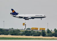 Leipzig/Halle Airport, Leipzig/Halle Germany (EDDP) - Inbound traffic for rwy 26L delivers parcels for yellow trucks company... - by Holger Zengler