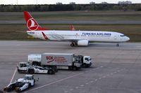 Tegel International Airport (closing in 2011), Berlin Germany (EDDT) - Pusher. Feeder. Tanker. Flyer.  - by Holger Zengler