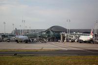 Paris Charles de Gaulle Airport (Roissy Airport), Paris France (LFPG) - At terminal 2... - by Holger Zengler