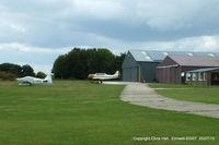 Elmsett Airport - Elmsett Airfield - by Chris Hall