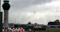 Manchester Airport, Manchester, England United Kingdom (EGCC) - Manchester EGCC view - by Clive Pattle