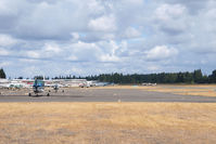 Pierce County - Thun Field Airport (PLU) - Looking North. - by Eric Olsen