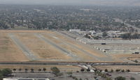 Reid-hillview Of Santa Clara County Airport (RHV) - On final approach into Reid Hillview Airport, CA for 31L. - by Chris Leipelt