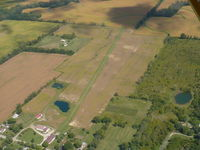 Green Acres Airport (06OI) - Green Acres Taken from a Piper Cub - by Christian Maurer