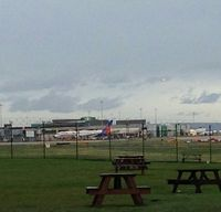 Manchester Airport, Manchester, England United Kingdom (EGCC) - Manchester Airport, UK  - by Hannah