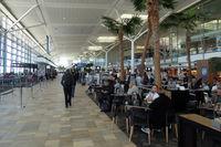 Brisbane International Airport, Brisbane, Queensland Australia (YBBN) - International terminal - by Micha Lueck