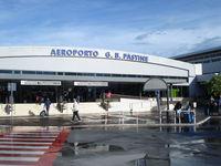 Ciampino Airport (Giovan Battista Pastine Airport), Rome Italy (LIRA) - Departure terminal of CIA - by Jack Poelstra