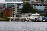 Kenmore Air Harbor Seaplane Base (W55) - Kenmore Air at Lake Union - by metricbolt