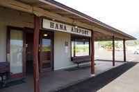 Hana Airport (HNM) - Passenger terminal - by Tomas Milosch
