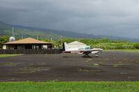 Hana Airport (HNM) - A quiet day at Hana airport - by Tomas Milosch