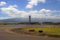 Kahului Airport (OGG) - Kahului control tower - by Tomas Milosch