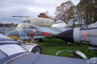 Inverness Airport - General view of some of the external exhibits at the Highland Aviation Museum located at Inverness airport EGPE Scotland. - by Clive Pattle