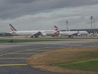 Paris Orly Airport, Orly (near Paris) France (LFPO) - to Orly South - by Jean Goubet-FRENCHSKY