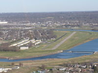 Moraine Air Park Airport (I73) - Moraine Air Park after takeoff - by Christian Maurer