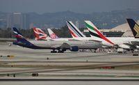 Los Angeles International Airport (LAX) - Tom Bradley International Terminal - by Florida Metal