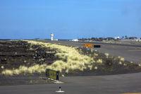 Kona International Airport, Kailua-Kona, Hawaii United States (PHKO) - Sunny & volcanic Kailua-Kona - by Micha Lueck