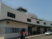 Long Beach /daugherty Field/ Airport (LGB) - The terminal of KLGB  - by A. Gendorf
