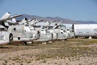 Davis Monthan Afb Airport (DMA) - boneyard - by EF0048