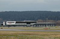 Vancouver International Airport, Vancouver, British Columbia Canada (YVR) - Canada Post facility at YVR - by metricbolt