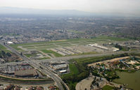 Reid-hillview Of Santa Clara County Airport (RHV) - Departing Reid Hillview Airport in 2008. - by Chris Leipelt