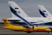 Leipzig/Halle Airport, Leipzig/Halle Germany (EDDP) - Big and beautiful on apron 3..... - by Holger Zengler