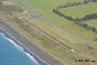 Kaikoura Aerodrome - Joining non-traffic for KI - by Peter Lewis
