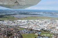 Tauranga Airport, Tauranga New Zealand (NZTG) - turning base TG - by Peter Lewis