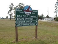 Jasper County-bell Field Airport (JAS) - welcome ! - by olivier Cortot