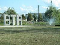 Baton Rouge Metropolitan, Ryan Field Airport (BTR) - You're in Baton Rouge ! - by olivier Cortot
