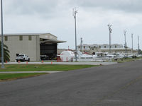 Houma-terrebonne Airport (HUM) - Large airport with many helicopters working with off-shore oil companies - by olivier Cortot