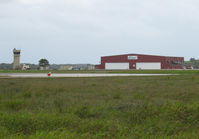 Houma-terrebonne Airport (HUM) - one of the many hangars on site - by olivier Cortot