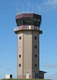 Scholes International At Galveston Airport (GLS) - The control tower - by olivier Cortot
