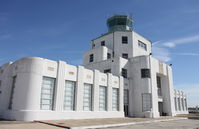 William P Hobby Airport (HOU) - the 1940 air terminal - by olivier Cortot