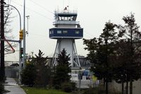 Boeing Field/king County International Airport (BFI) - Control Tower at BFI - by metricbolt