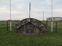 Dunkeswell Aerodrome - The memorial to the US Air Force (and I think Canadian) based here during WW2 - by magnaman
