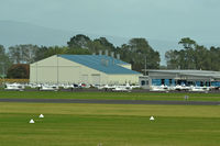 Hamilton International Airport, Hamilton New Zealand (NZHN) - Lots of GA aircraft - by Micha Lueck