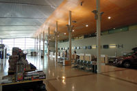 Hamilton International Airport, Hamilton New Zealand (NZHN) - Check-in area - by Micha Lueck