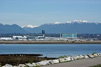 Vancouver International Airport - YVR across the river. - by metricbolt
