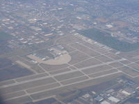 Dupage Airport (DPA) - Dupage Airport taken from N703SK, A CRJ-700 - by Christian Maurer