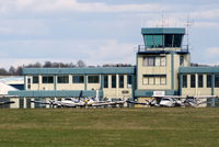 Oxford Airport, Oxford, England United Kingdom (EGTK) - London Oxford Airport, home to Oxford Aviation Academy, the largest air training school in Europe - by Jean M Braun