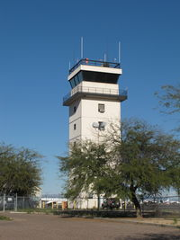 Chandler Municipal Airport (CHD) - control tower - by olivier Cortot