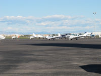 Chandler Municipal Airport (CHD) - view of the tarmac - by olivier Cortot