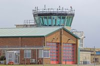 AAC Middle Wallop Airfield - Control Tower at EGVP. - by Derek Flewin