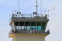 Tours Val de Loire Airport - Control tower, Tours - St Symphorien Air Base 705 (LFOT-TUF) - by Yves-Q